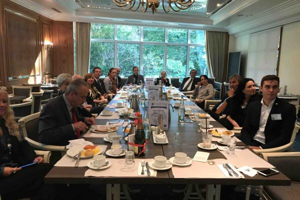 Diplomatic Council Business Breakfast